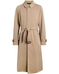 Burberry - Lined Bournbrook Coat - Lyst