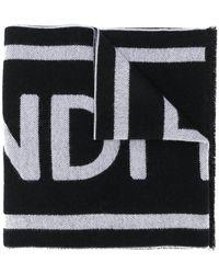 Fendi - Wool Scarf - Lyst