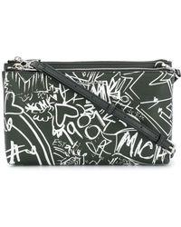 MICHAEL Michael Kors - Leather Crossbody Bag - Lyst