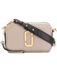 a16fa28a857 Marc Jacobs Snapshot Small Camera Bag in Brown - Lyst