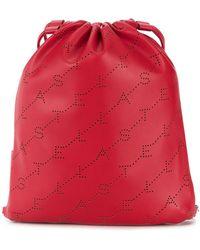Stella McCartney - Mini Drawstring Backpack - Lyst