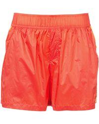PUMA - Tearaway Mini Shorts - Lyst