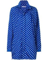 Givenchy - Windbreaker With Star Printed - Lyst