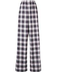 Balenciaga - Oversize Leg Trousers - Lyst