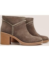 UGG - Womens Kasen Ankle Boot Brown - Lyst