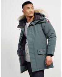 Canada Goose - Mens Langford Parka Jacket - Online Exclusive Slate - Lyst