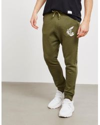 Vivienne Westwood - Mens Anglomania Sword Track Trousers Green - Lyst