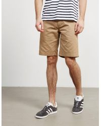 Barbour - Mens Neuston City Shorts Stone - Lyst