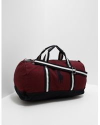 Polo Ralph Lauren - Cotton-canvas Holdall - Lyst
