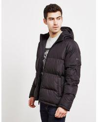 Barbour - Mens International Derny Quilted Jacket Black - Lyst