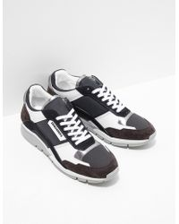 DSquared² - Mens Sneakers Grey - Lyst