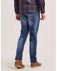 Scotch & Soda | Mens Ralston Jeans Navy | Lyst