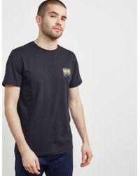 Penfield - Mens Caputo Back Print Short Sleeve T-shirt Black - Lyst