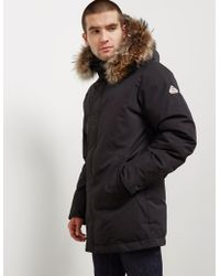 Pyrenex - Mens Annecy Padded Jacket Black - Lyst
