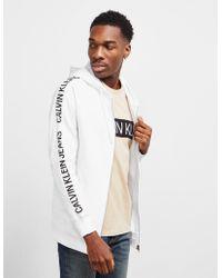 2a44306585c2 Calvin Klein Jeans Mens Hikos 2 Regular Pullover Hoodie Men s ...