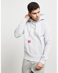 b389b0527542 Champion Mens X Wood Wood Noise Sweatshirt - Online Exclusive Taupe ...