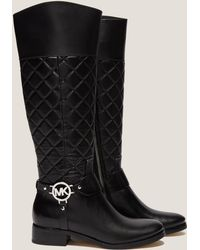 Michael Kors - Fulton Harness Boot - Lyst