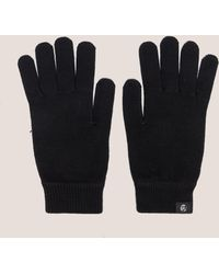 PS by Paul Smith - Mens Merino Gloves Black - Lyst