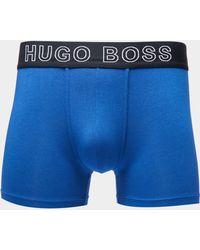 BOSS - Mens Identity Boxer Shorts Blue - Lyst