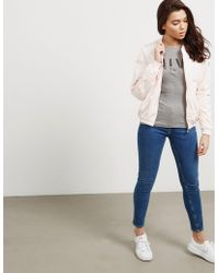 Pyrenex - Jasmin Lightweight Jacket Pink - Lyst