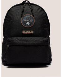 Napapijri - Mens Voyage Backpack Black - Lyst