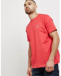 PS by Paul Smith - Mens Zebra Short Sleeve T-shirt Red - Lyst
