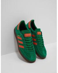 adidas Originals - Handball Spezial Green - Lyst