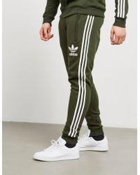 adidas Originals - Mens California Joggers Cargo/white - Lyst