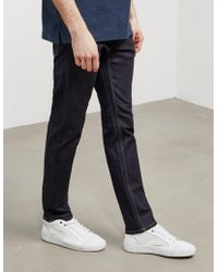 Replay - Mens Grover Regular Fit Jeans Blue - Lyst