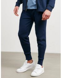Polo Ralph Lauren - Mens Lounge Track Trousers Navy Blue - Lyst