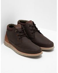 Barbour - Mens Nelson Brown - Lyst