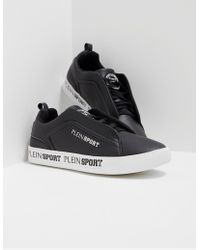 Philipp Plein | Mens Slipon Jon Trainer Black | Lyst