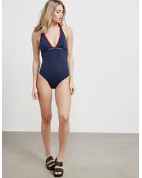 167712f2829df Women s Tommy Hilfiger Monokinis and one-piece swimsuits Online Sale