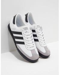 dd0889cc5f8 adidas Originals - Beckenbauer - Exclusively To Tessuti White - Lyst