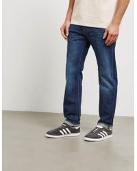 Edwin loose Kingston In Jeans Tapered 12oz Blue Denim Ed 45 q6w4UqBS