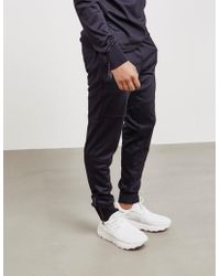 PS by Paul Smith - Double Face Sweatpants Navy Blue - Lyst