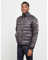Canada Goose - Mens Lodge Jacket Grey - Lyst