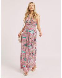 Ilse Jacobsen - Paisley Maxi Dress Pink - Lyst