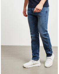 Barbour - Regular Jeans Blue - Lyst