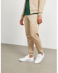 Paul And Shark - Mens Cuffed Track Pants - Exclusively To Tessuti Stone - Lyst