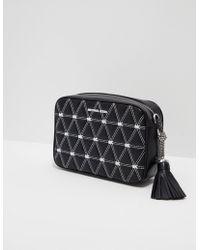 Michael Kors - Camera Bag Black - Lyst