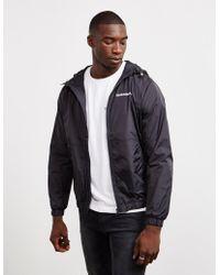 Calvin Klein - Mens Nylon Lightweight Jacket Black - Lyst