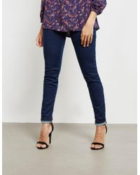 Vivienne Westwood - Womens Anglomania Skinny Jeans Blue - Lyst
