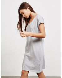 Barbour - Pitch Dress Grey - Lyst
