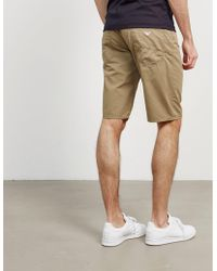 Emporio Armani - Mens 5 Pocket Shorts Green - Lyst