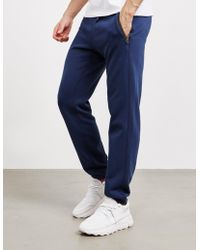 Parajumpers - Mens Cooper Jersey Track Pant Blue - Lyst