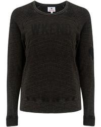 Sundry - Crop Pullover - Lyst
