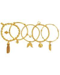 ChloBo - Stack Of 5 Freedom Bracelets - Lyst