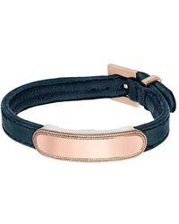 Anna Beck - Leather Band Bracelet - Lyst