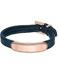 Anna Beck - Leather Band Bracelet - Lyst
